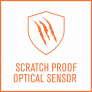 Scratch Proof Optical Sensor