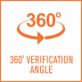 360° Verification Angle