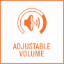 Adjustable Volume