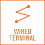 Wired Terminal