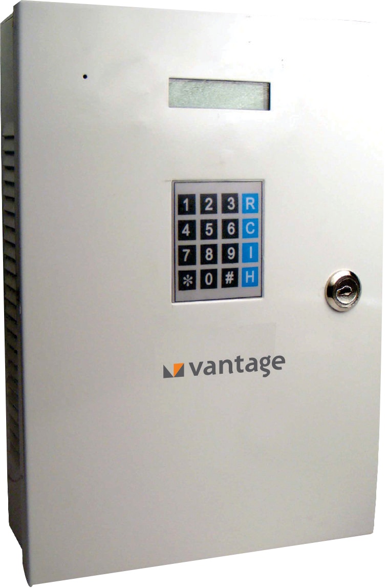 Pstn Based Wired Security Alarm System Vantage Security