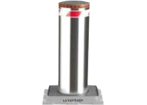 Image of 'Hydraulic Automatic Stainless Steel Bollard'