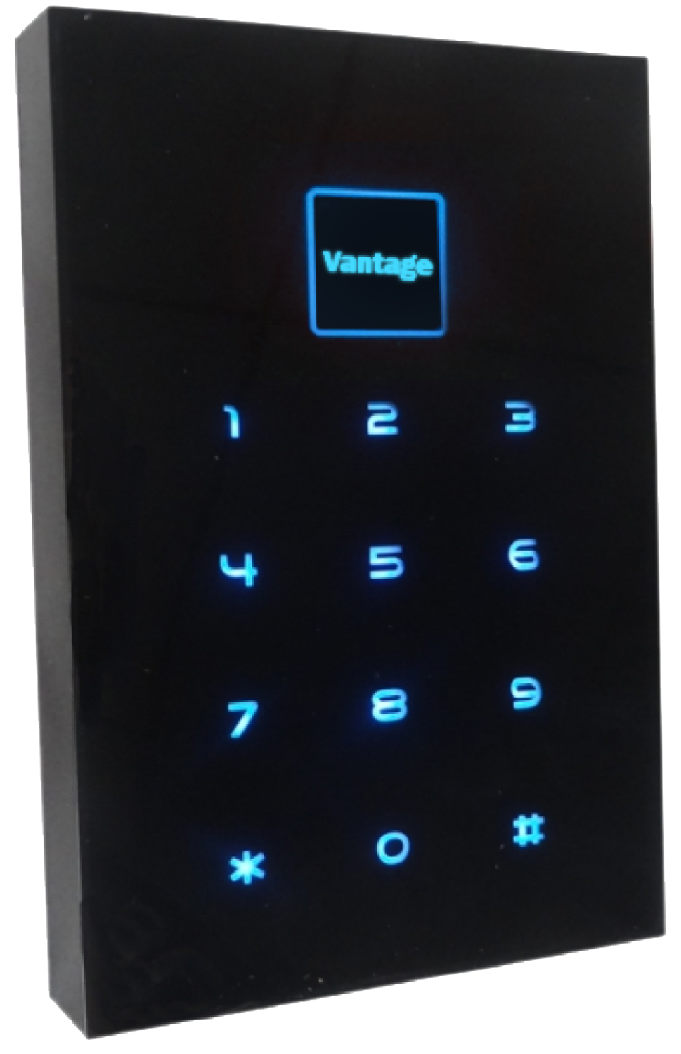 Touch Keypad Door Controller Vantage Security Burglar Alarm Control Image Of