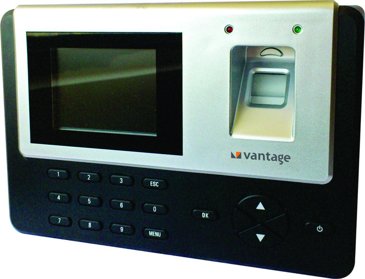 fingerprint access control system pdf