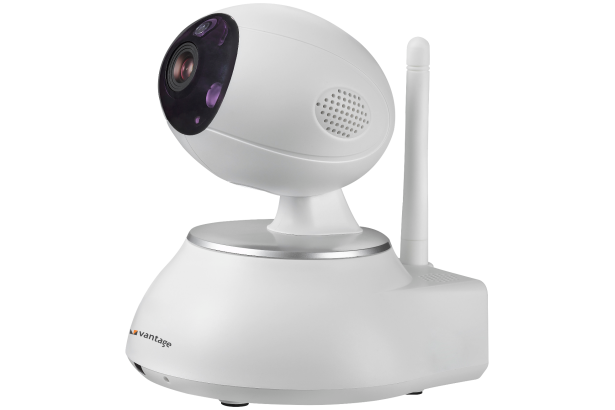 Image of 'IR Night Vision Wi-Fi Pan-Tilt Camera'