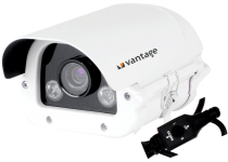 Image of '2MP IR Night Vision Licence Plate Recognition Camera'