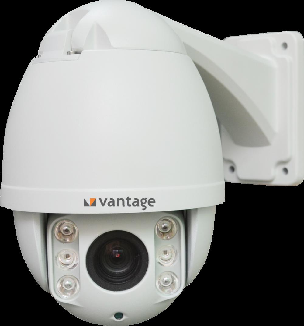 Ir Night Vision High Speed Ptz Dome Camera Vantage Security
