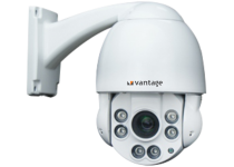 Image of '1.3MP, 10X Array IR Night Vision Outdoor PTZ Camera'