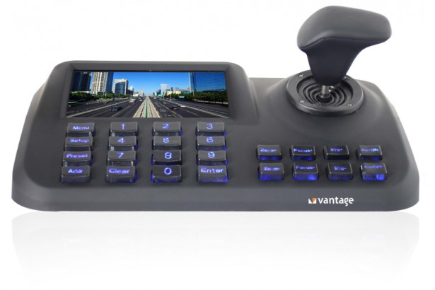 Image of '3 Axis Joystick Keyboard Controller'